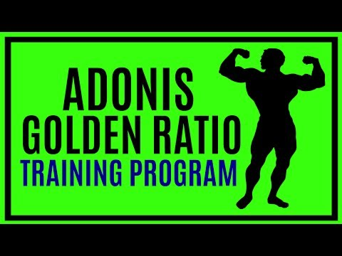 Adonis Golden Ratio Training Program PDF
