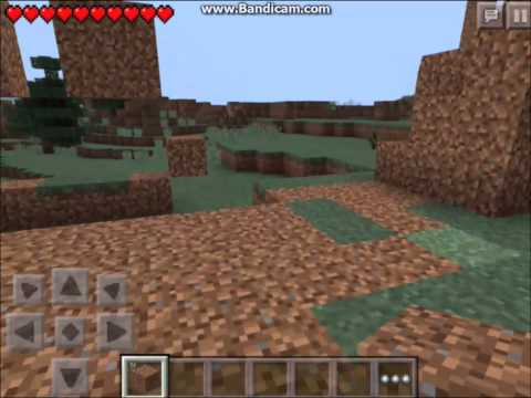Dirt Structures! Minecraft PE No. 4