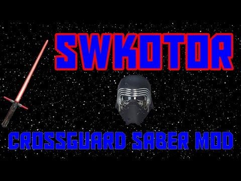 SKOTOR1: Epic Cross Guard Saber Mod!!!