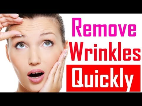 🔹🔹8 Proven Solutions On How To Remove Wrinkles on Your Face Naturally🔹🔹