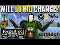 Will LOTRO Actually Change? - EG7 Acquisition and Amazon LOTR MMO & TV Series