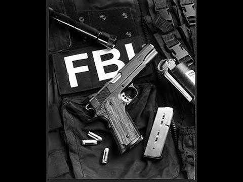 Most Wanted:  The FBI's Prestigious SWAT Team Pistol (From American Handgunner 2000)