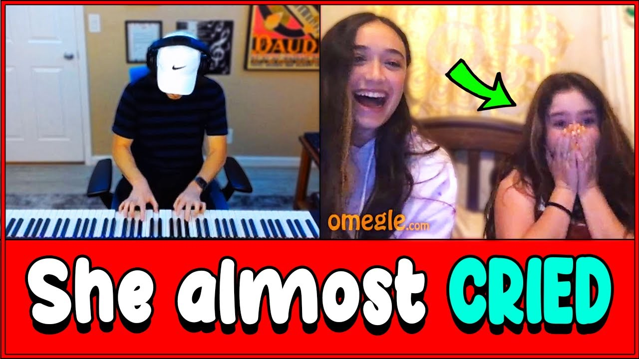 I played COFFIN DANCE on Omegle