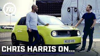 Chris Harris on... the Honda E: Does £26,000 for 130 mile range make sense? | Top Gear