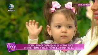 Download Teo Show (30.01.2018) - Bianca si Victor, cu fetita la TV! Cat de frumoasa e! Partea II