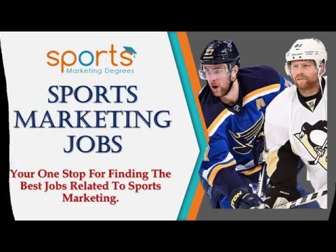 The Best Sports Marketing Jobs With Excellent Career Opportunities