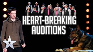 Heart-breaking auditions that touch the soul | Britain's Got Talent