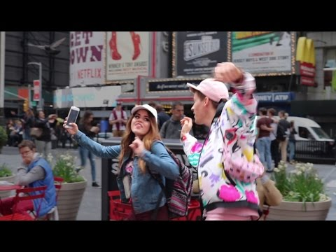 Getting Discovered on Broadway (SINGING IN PUBLIC)