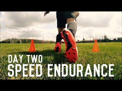 Speed Endurance Training | The Pre-Preseason Program | Day Two