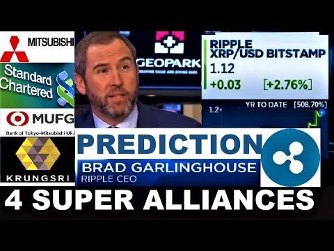 RIPPLE BREAKING NEWS: 🔥4 Super Alliances & Great Prediction