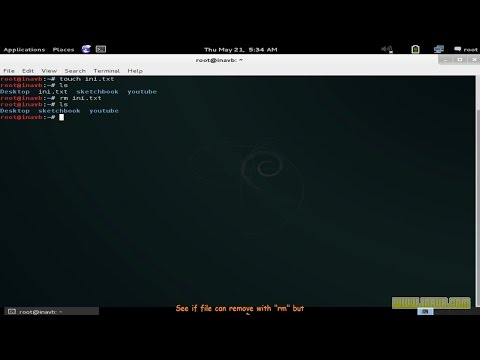 How to Create, Delete, Rename and Moving Directory Using Linux Command