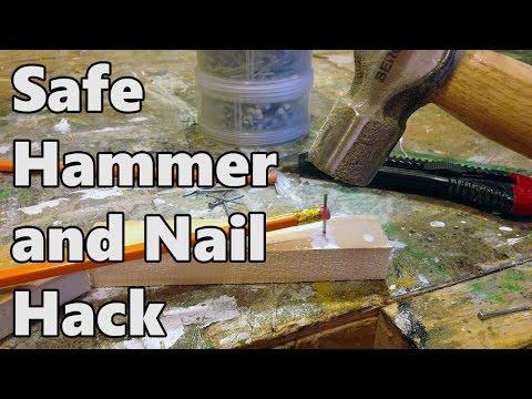 Safe Hammer and Nail Hack
