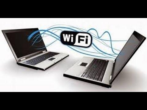 مشاركة الانترنت عن طريق الوايرلس في ويندوز 7 بدون برامج