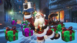 Getting Ready For The Christmas Update [Overwatch]