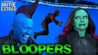 Guardians of the Galaxy Vol. 2 Bloopers & Gag Reel [Blu-Ray/DVD 2017]