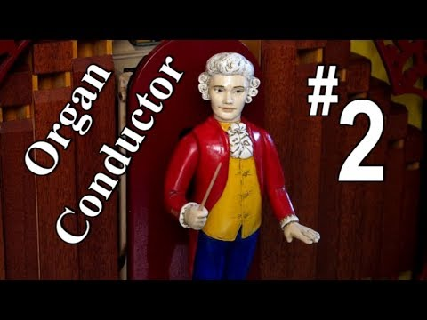 Senior 20 Organ With Conductor - King Cotton March # 2