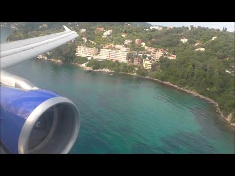 Thomas Cook Airbus A321-211 | London Gatwick to Corfu *Full Flight*
