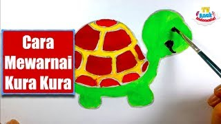 Painting Idea For Kids Turtle Slow Version Playingitnow All
