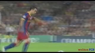 Xavi Hernandez El Maestro