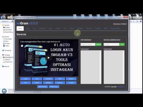 Cara install imGram-v3