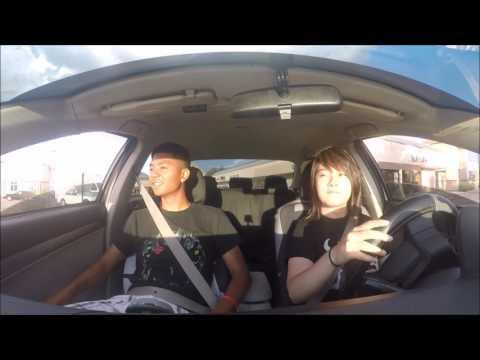 Teaching Jen to Drive Standard