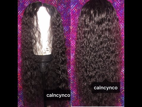 This might be my favorite wavy hair | CalnCynco Indian Natural wave