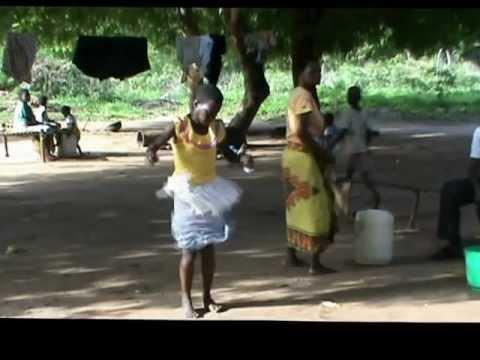 A GIRIAMA DANCE -  KENYA