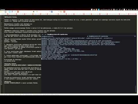 Ubuntu 14.04. Python: instalacja PySide [UB-PY-002]