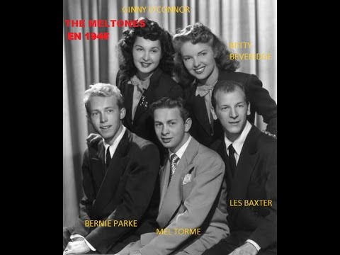 Mel Tormé with His Mel-Tones. Orchestra conducted by Harold Mooney - California suite (1949)