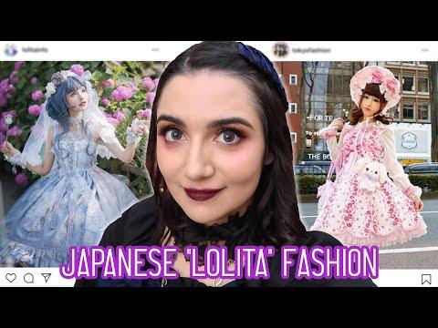 Xxx Mp4 I Got A Japanese Lolita Fashion Makeover 3gp Sex