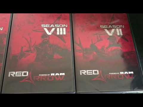 Red Arrow Seasons 5 - 9 DVD Release!!