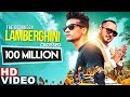 Lamberghini 100 Million Views The Doorbeen Feat Ragini Latest Punjabi Song 2019 mp3