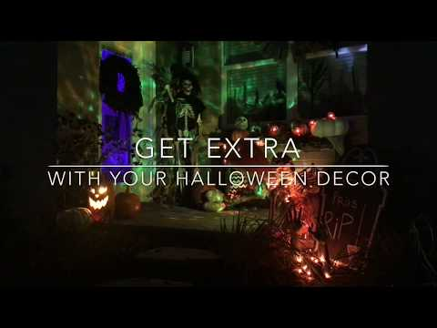 Jc Frias ProTip - Halloween Decor Tips and Must Haves!