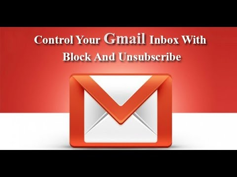 How to UnSubscribe all Email's just in one Click