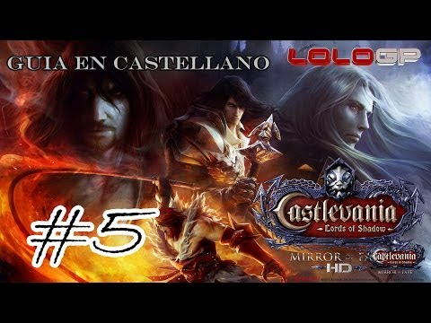 Guia Castlevania Lords of Shadow Mirror of Fate HD Parte 5