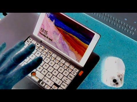 Beyond Gaming - The GPD Pocket laptop