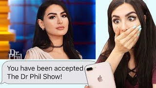 DR PHIL SHOW UPDATE