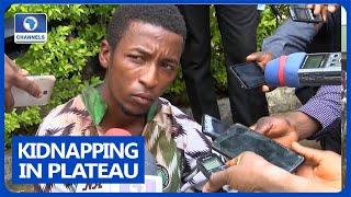Suspected Kidnapper Apprehended In Plateau Speaks