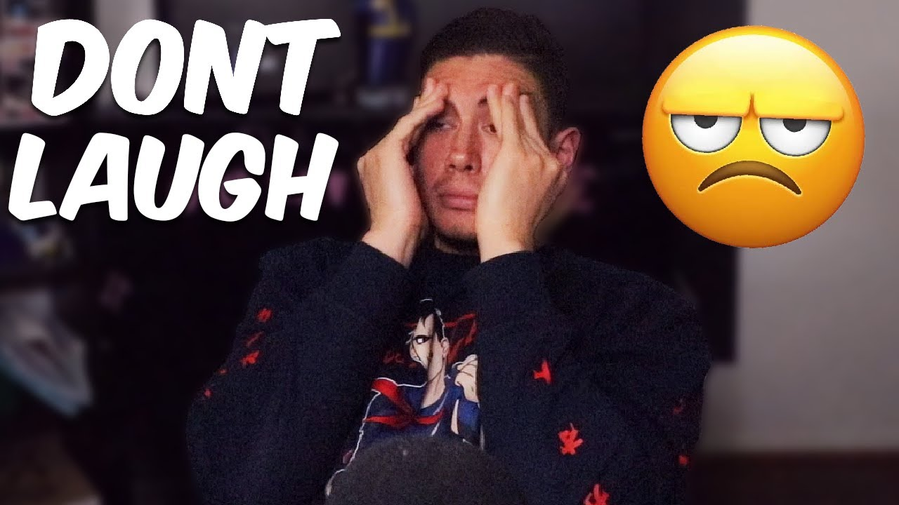 I THINK YOU GUYS SECRETLY HATE ME SENDING ME SUBMISSIONS LIKE THIS | Try To Make Me Laugh