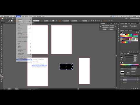 How to change or Edit Art Board in Adobe Illustrator CC