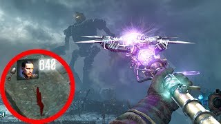 Black Ops 2 Zombies How To Upgrade Lightning Staff On Origins