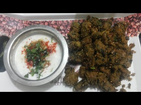 How to make Oats Methi Muthia at Home Part1