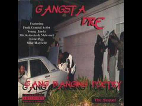 I Do my Dirt all By My Lonely - Gangsta Dre