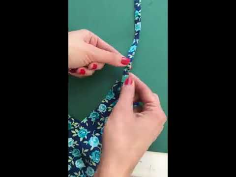 B6453 Sew Along: Attaching the Sliders