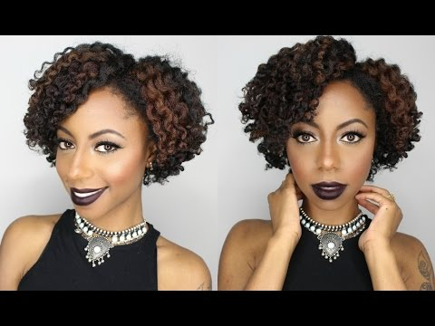 How to color/highlight natural hair at home|| Jessica Pettway