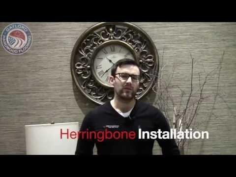 How to Install Herringbone Hardwood Flooring