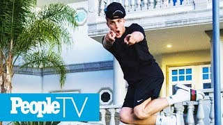 Jake Paul Dishes On His $6.9M Calabasas Home, The Kardashians, Alissa Violet & More | PeopleTV