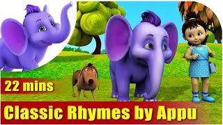 20 Best Classic Baby Nursery Rhymes By Appu