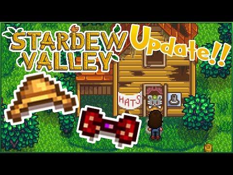 Hats for Horses!! 🌿 Stardew Valley 1.3 Update • Episode #10