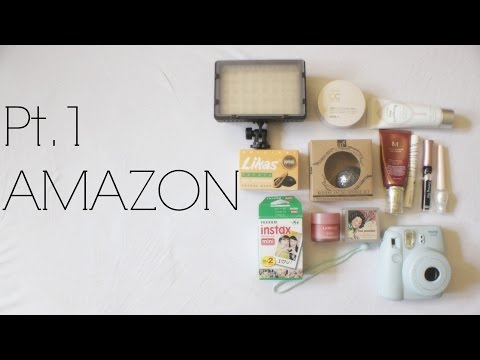 Collective Haul Part 1: AMAZON ♡